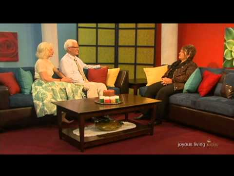 "Pastor Lisa D guest interview on ""joyous living today ""TV program"