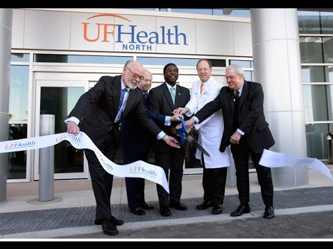UF Health North Ribbon Cutting Ceremony