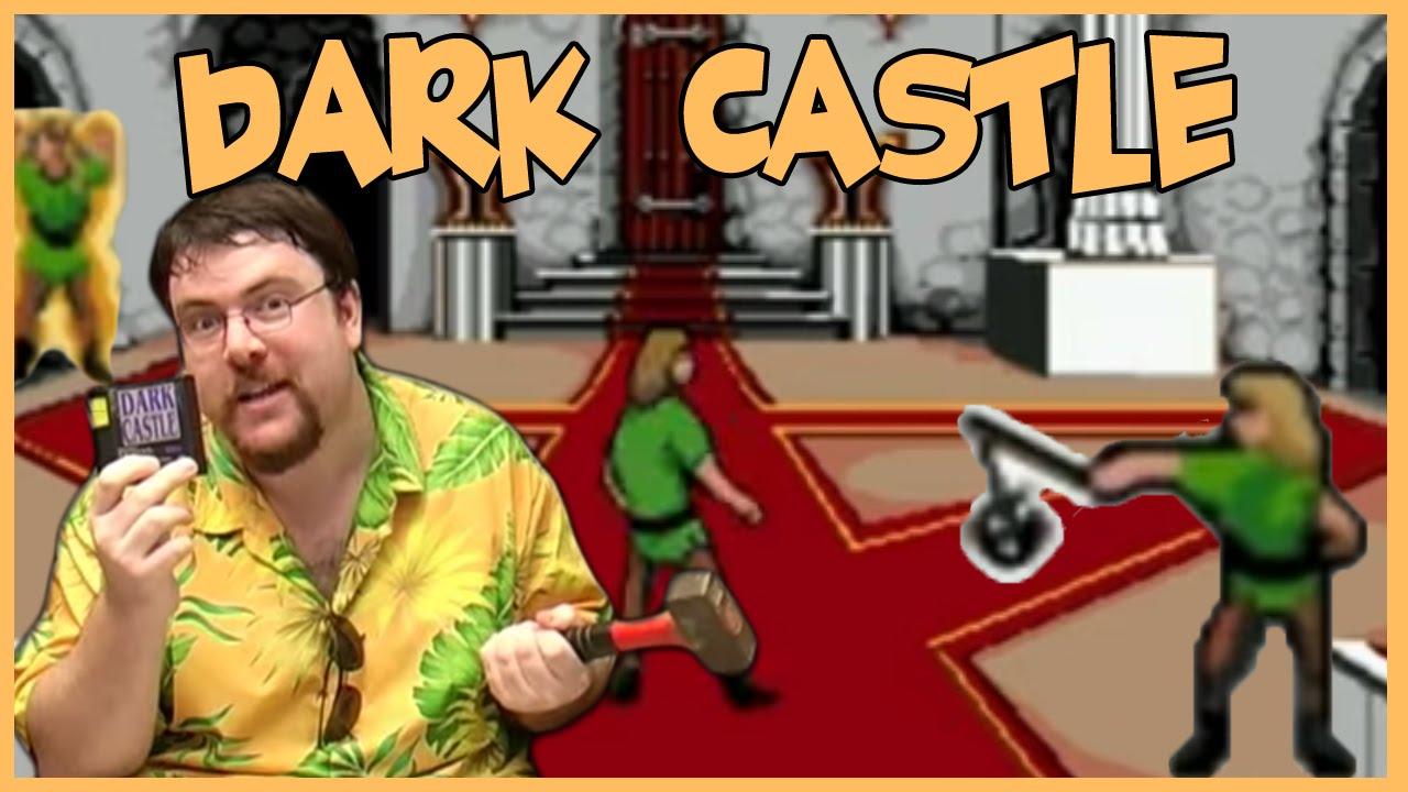 Joueur du grenier – Dark Castle – Megadrive