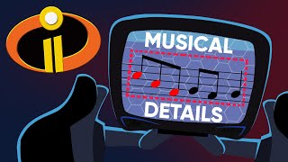 Musical Details You Missed in Incredibles 2!