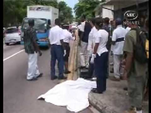 SBC Seychelles: Fatal Accident 25.02.09