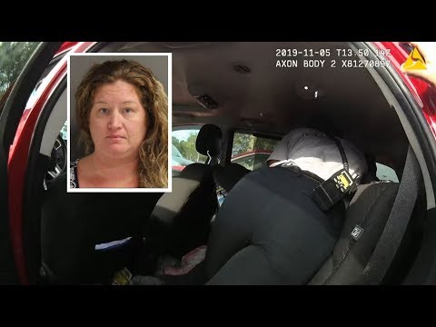Kevin Campbell - Florida Woman Arrested For Leaving Baby In Hot Car