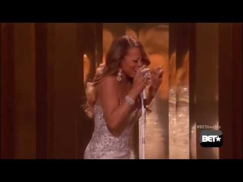 Mariah Carey - #Beautiful (Live At BET 2013)