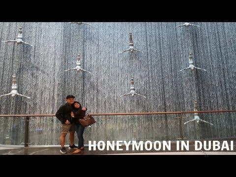 HONEYMOON TRIP IN DUBAI! VLOG #33 - January 24-29, 2018
