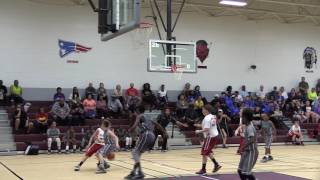 midstate 12u aau d3 states games 1 2 highlights 2016