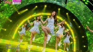 【TVPP】OH MY GIRL - Closer, 오마이걸 – 클로저 @ Show Music Core Live