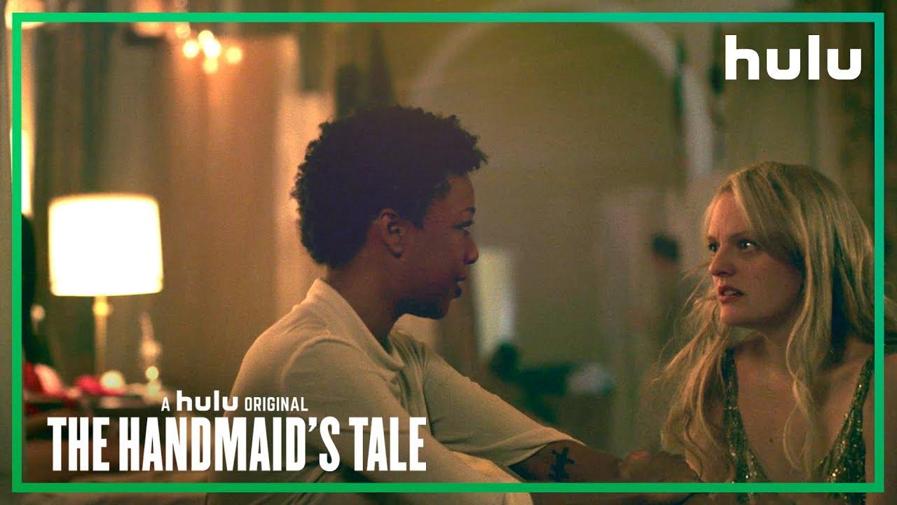 "Download The Handmaid's Tale: The Big Moment: Episode 8 – ""Jezebels"" •  A Hulu Original"