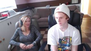vuclip Mom reacts to Denzel Curry @RavenxMiyagi