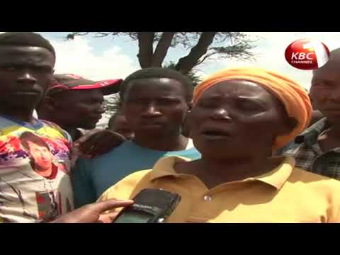 Police injured during demarcation of road reserve in Taita Taveta