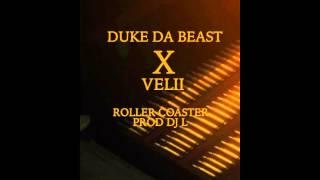 duke da beast x velii hg roller coaster extend version