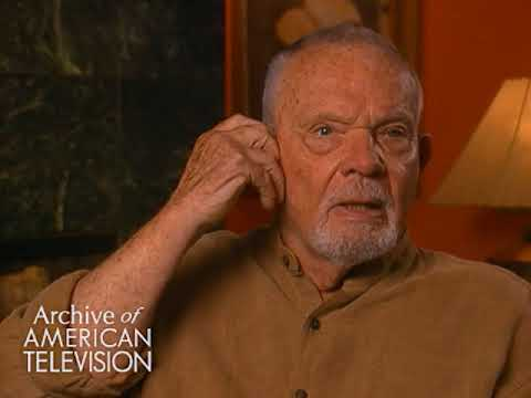 Director Lamont Johnson on working with Charlton Heston on