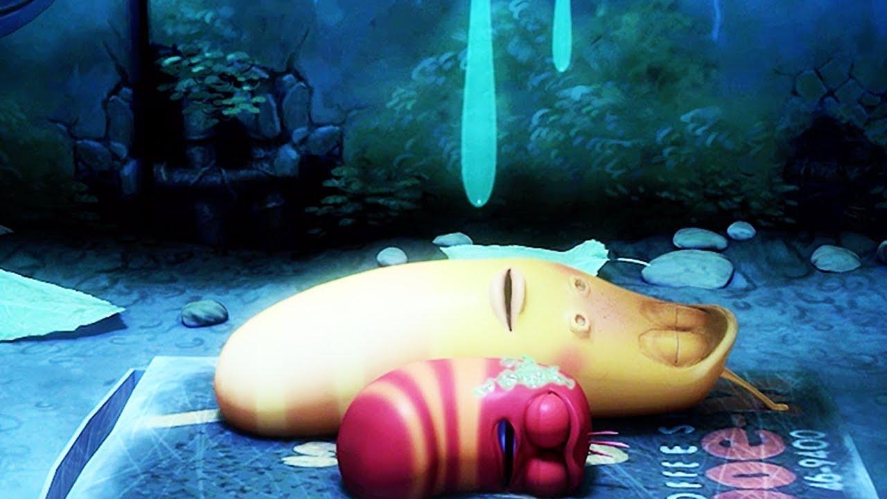 LARVA - POISONOUS SLIME | Cartoon Movie | Cartoons For Children | Larva Cartoon | LARVA Official