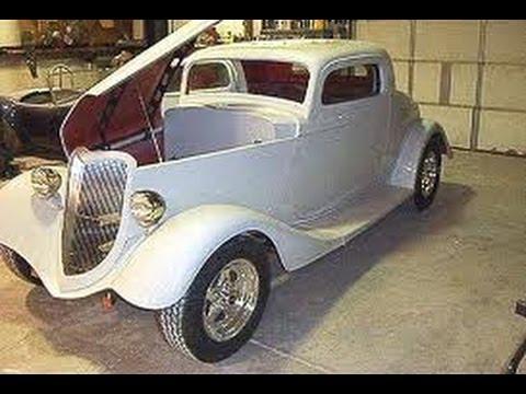 Cheap Fiberglass Car Bodies