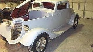 Fiberglass Kit Car Replica Company-The TRUE STORY About Your HOT ROD! Part 1