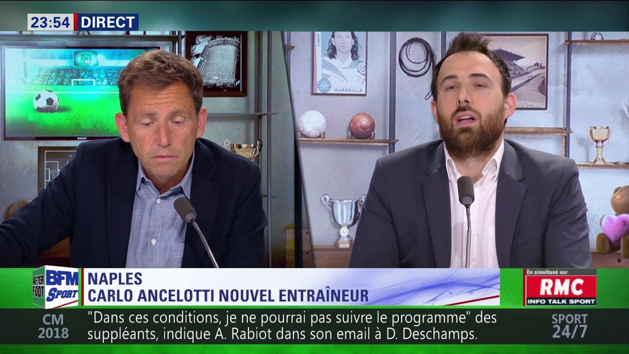 After Foot du mercredi 23/05 – Partie 4/4 - Ancelotti nouvel entraîneur de Naples