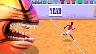 RUN FROM THE BASKETBALL - College SLAM