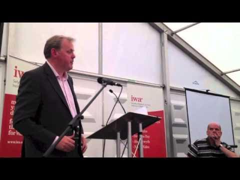 Darlith yr Eisteddfod IWA rhan 3 / IWA Eisteddfod lecture part 3: Guto Bebb