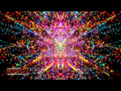 Dance of the Sugar Plum Fairy (The Nutcracker) - Tchaikovsky, Visual Music by VJ Chaotic