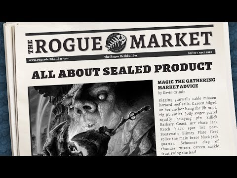 Market Monday: Is Sealed Product worth investing in? MTG Finance