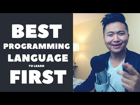 What is the Best Programming Language to Learn First (2018 and beyond)