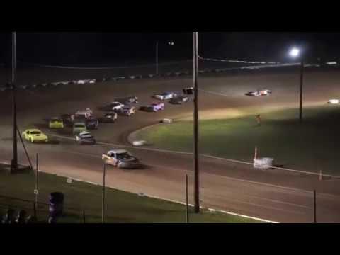 Thunder Hill Speedway Mayetta, Kansas June 29, 2019 Stock Car A-Feature