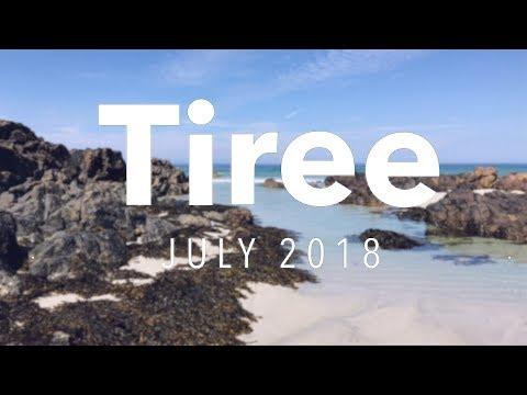 Isle of Tiree, Scotland - Travel Vlog [20180