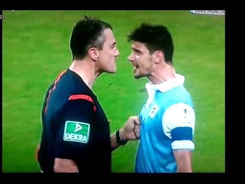 """German soccer ref """"brutally"""" teaches TSV 1860 player some respect"""