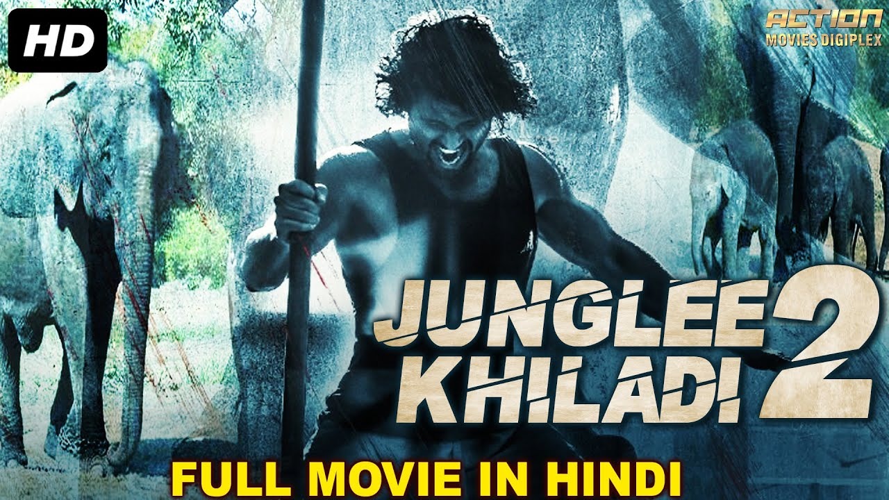 Download JUNGLEE KHILADI 2 - Hindi Dubbed Full Action Movie | South Indian Movies Dubbed In Hindi Full Movie