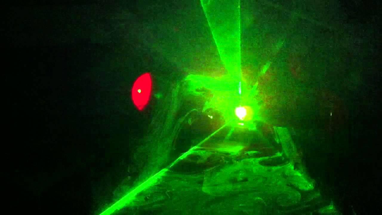 Arduino laser show iii youtube
