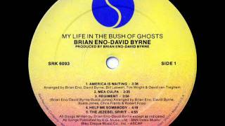 "Brian Eno and David Byrne ""The Jezebel Spirit"""