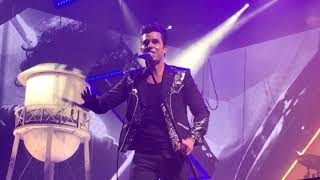 The Killers - This River Is Wild - Genting Arena, UK - Night 1