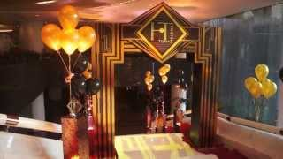 InterContinental Hong Kong@Leung's Creations on event decoration HT