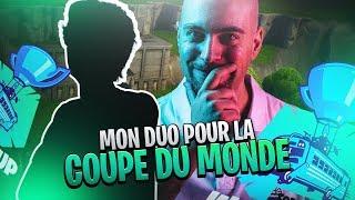 MON DUO POUR LA COUPE DU MONDE !