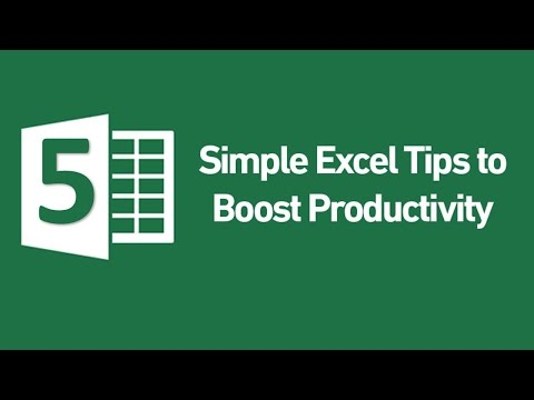 5 Excel tips and tricks you must know thumbnail