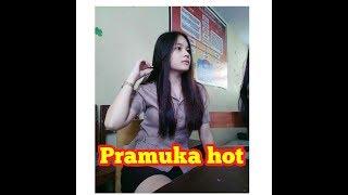 Viral Hot pramuka