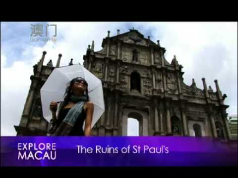 Macau World Heritage Trail