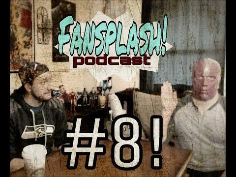 Fan Splash #8 (Michael B. Jordan, The Wolverine, And Other B.S.)