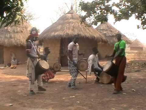 Percusión Kouroussa (Guinea)
