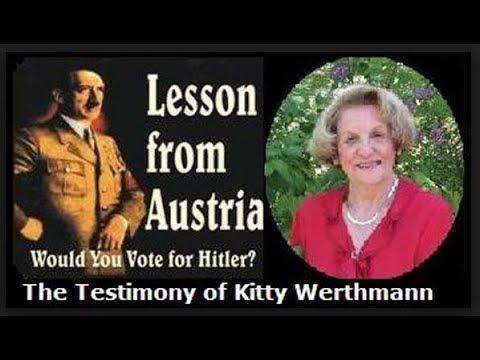 WWII Survivor Kitty Werthmann Discusses Gun Control Keep Your Guns and Buy More Guns