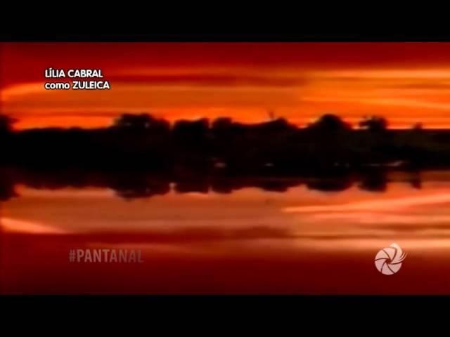 Nova Novela PANTANAL(remake)