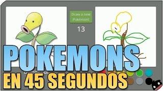 Pokemons en 45 segundos de risas con Naishys