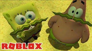 BOB ESPONJA NO ROBLOX - Der Spongebob