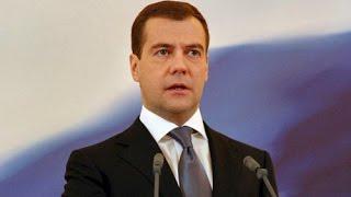"""Медведев: """"Карабахский конфликт решается путем диалога..."""""""