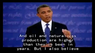 Obama vs  Romney First Presidential Debate 2012   -  English Subtitles