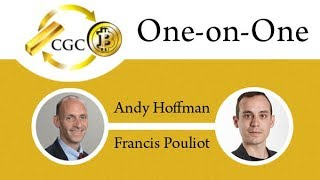 One-on-One w/Andy Hoffman - Episode 15 - Special Guest Francis Pouliot