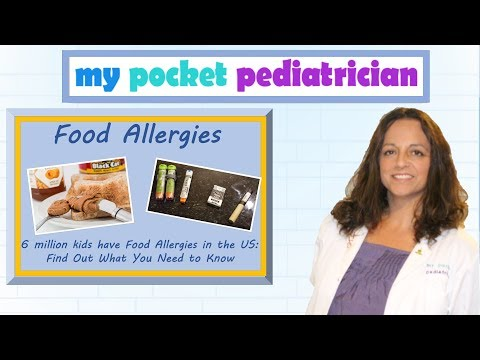 Food Allergies in Children: What You Need to Know!