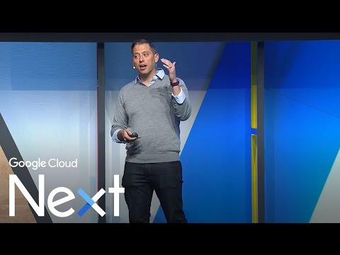 Cloud Spanner 101: Google's mission-critical relational database  (Google Cloud Next '17)