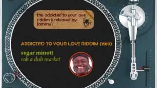 Addicted To Your Love (1989) Gregory Isaacs,Horace Andy,Linval Thompson,Sanchez, S.Minott, L.Gibbons