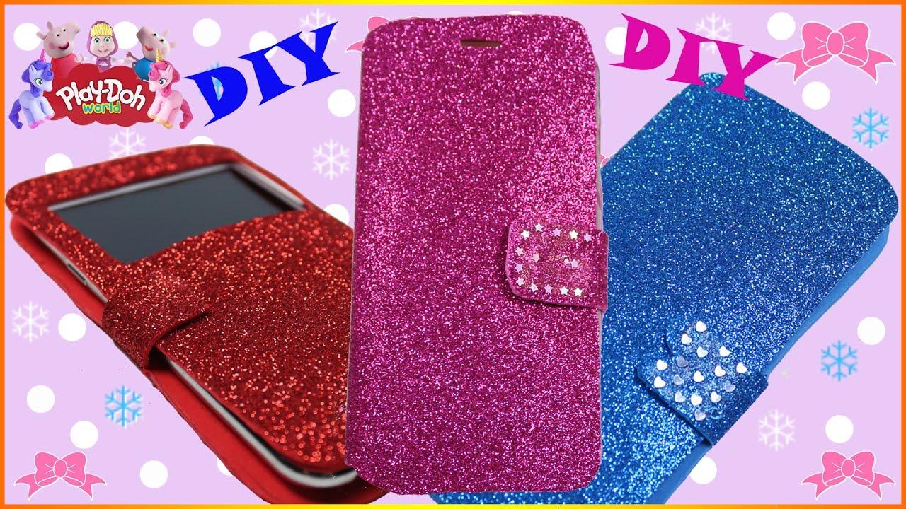 How To Make Cute Sparkly Phone Cases Diy Zen Garden 3d Modeling