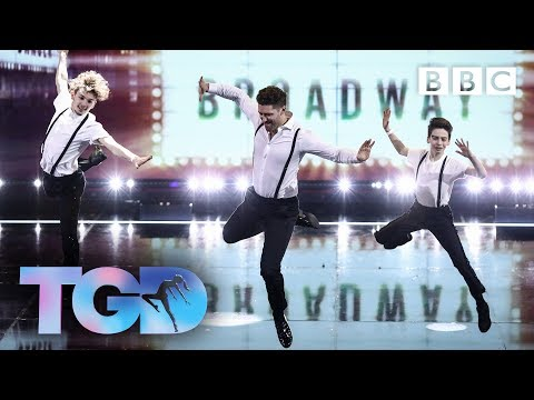 James and Oliver smash Broadway with Matthew - The Greatest Dancer Final | LIVE